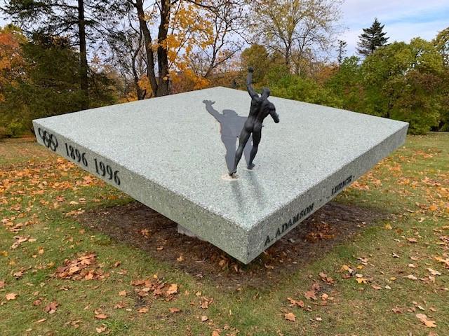 VIDEO! Lurichi monument võib saada uue koha Pirita spordikeskuses