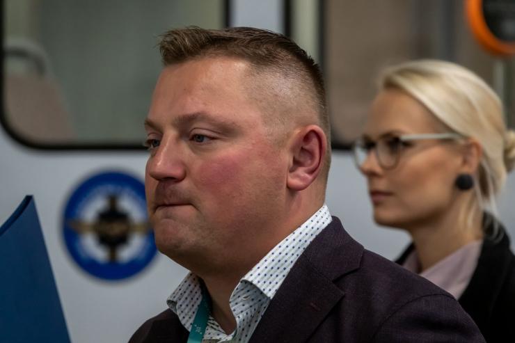 VIDEO! Tallinn pöördus politseisse TLT tegevuse osas hinnangu saamiseks