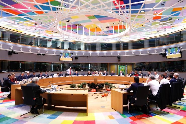 Ratas ülemkogul: EL-i eesmärk peab olema heaolu ja puhas keskkond