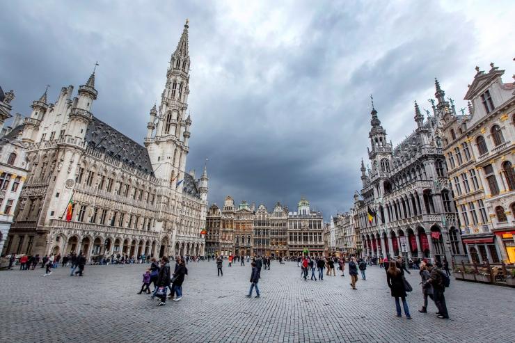 Avatud on konkurss lühiajalisteks õppevisiitideks Brüsselisse
