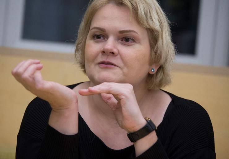 Kirjanik ja publitsist Katrin Pauts: kirjandusest peavoolumeedias enam ei räägita
