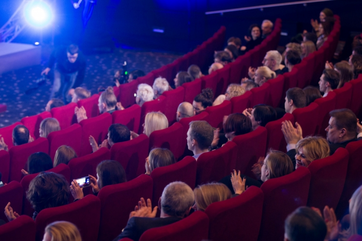 Kõrgetasemeline kultuuriprogramm jõuab taas kinolinale
