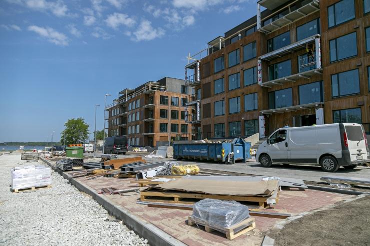 City24: korterite pakkumishinnad püsivad ametlikest hindadest kõrgemal