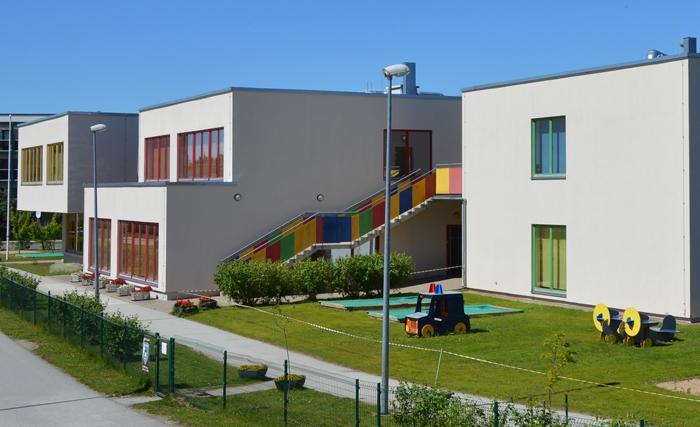 Padriku lasteaia laiendus maksab üle kolme miljoni euro