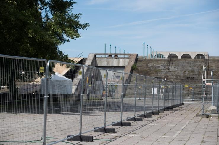 Arhitektid: ooperimaja sobiks ka Admiraliteedi basseini äärde