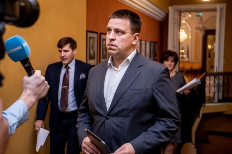 Jüri Ratas jätab endale vetoõiguse uue ministrikandidaadi suhtes