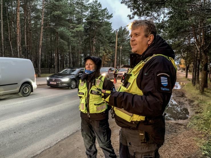 Positiivne reid – tabati kolm joobes juhti ning üks litsentsita taksojuht