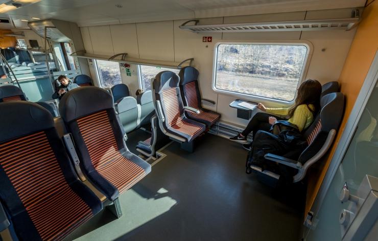 Raudteeremondid toovad muudatusi rongide sõiduplaanidesse