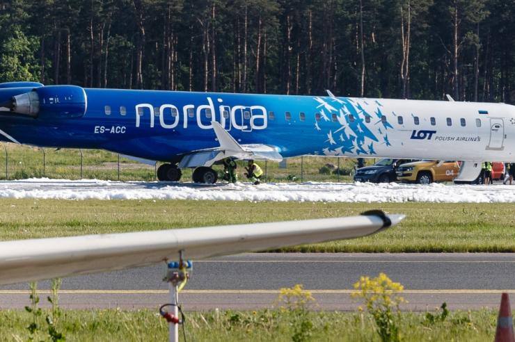 Nordica lõpetas Tallinnast lendamise