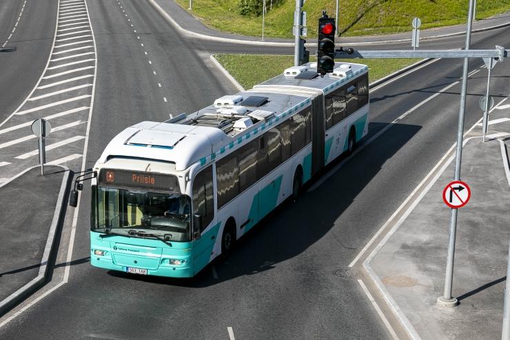 Bussid nr 44 ja 55 sõidavad muudetud marsruudil kuni 17. novembrini