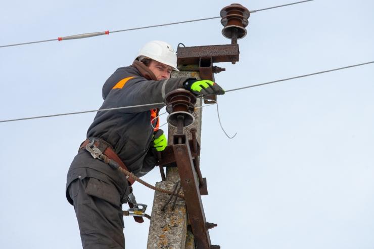 Vooluta on veel ligi 24 000 Elektrilevi tarbijat
