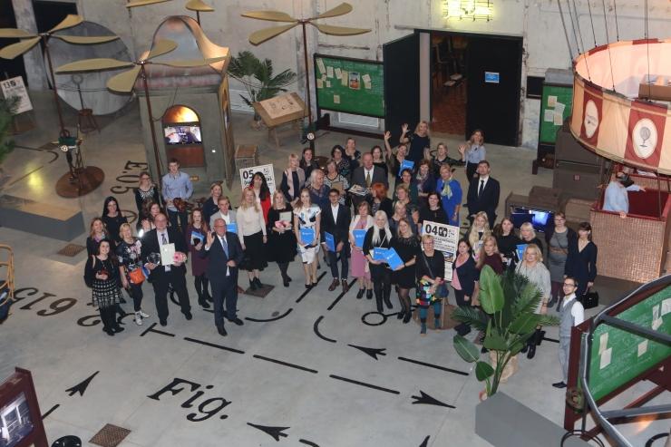 VAATA FOTOSID! Põhja-Tallinn tunnustas linnaosa haridustöötajaid
