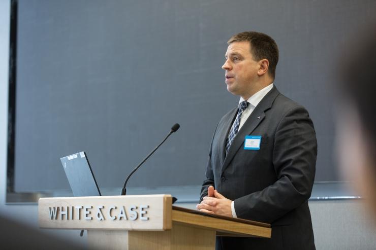 Ratas: USA turg on Eesti ettevõtjatele ülioluline