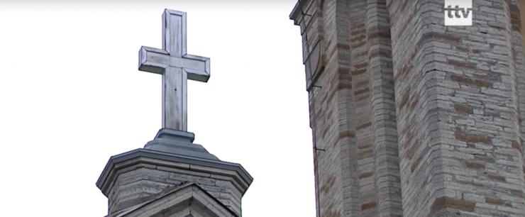 VIDEO! Taastatav Martin Luhtheri kuju püstitatakse Kumnasse