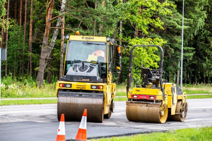 Maanteeamet otsib 2,3 miljoniga riigitee lõigu rekonstrueerijat