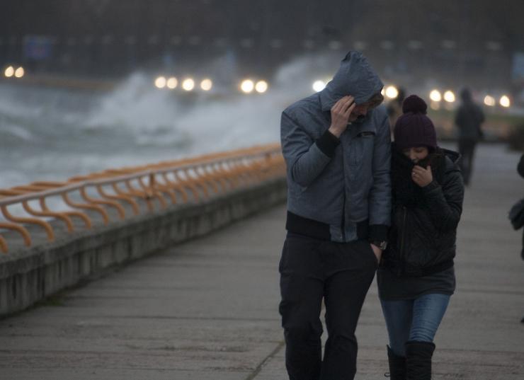 Nädalavahetuse tormi tuulerekord mõõdeti Sõrves