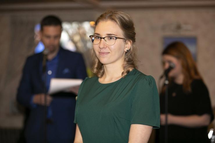 FOTOD! Keskerakonna noortekogu juhiks valiti Kea Kohv
