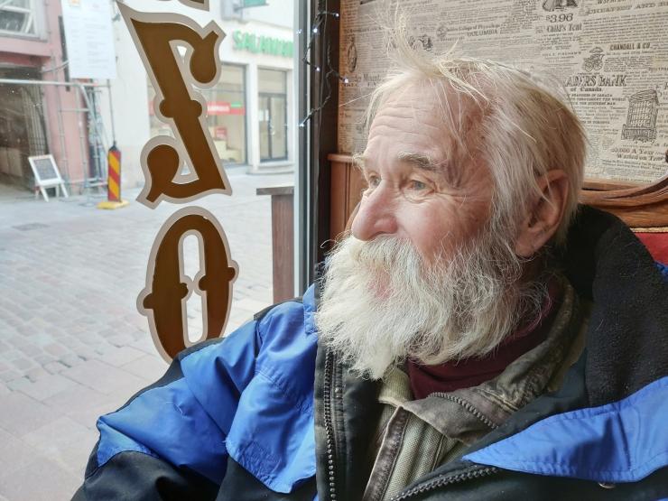 AIVAR: Olen juba vana inimene ja olen mõnikord ka taksojuhis pettunud olnud