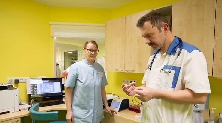 HÜLJATUD HAIGED: Perearstid võistlevad võimalikult tervete patsientide saamise nimel