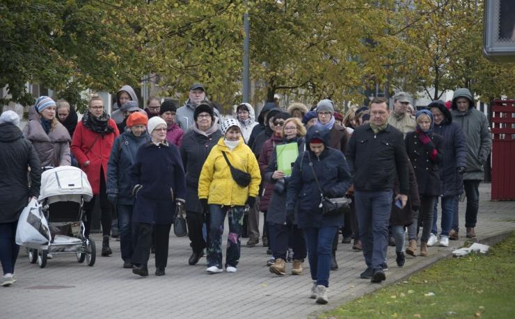 VIDEO! Tallinlased soovivad kõikjal linnas rohelust ning enam jalgrattaga sõidetavat pealinna
