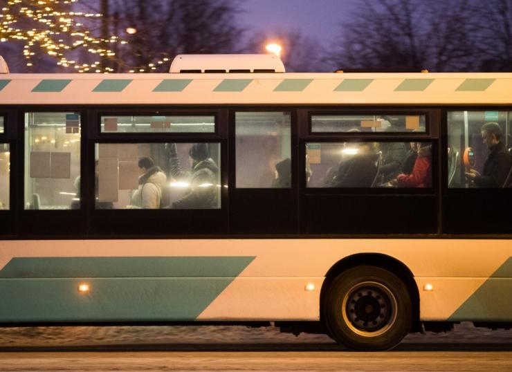 Tallinna Linnatranspordi AS osaleb Lasnamäe töömessil