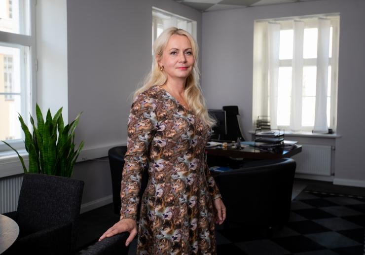 Riina Solman: Kui näiteks Stalin või Hitler oleks olnud naised, kas see oleks muutnud nende kuritegusid kuidagi väiksemaks?