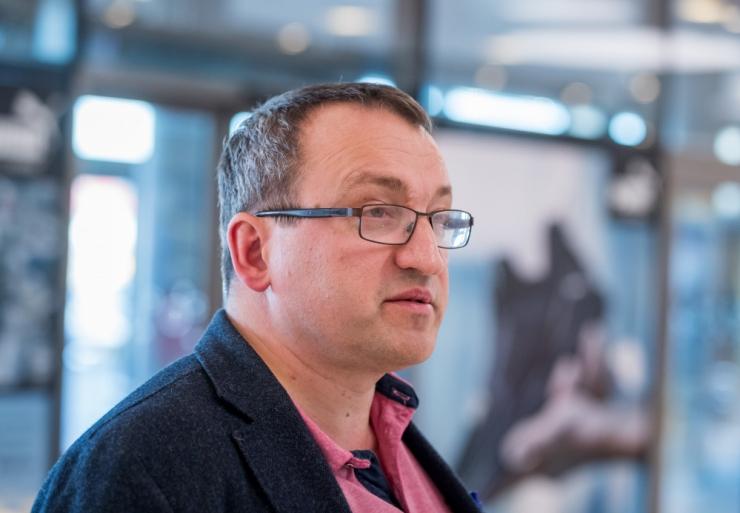 Guido Pärnits: mida vähem alkohol inimestel jalus on, seda parem!