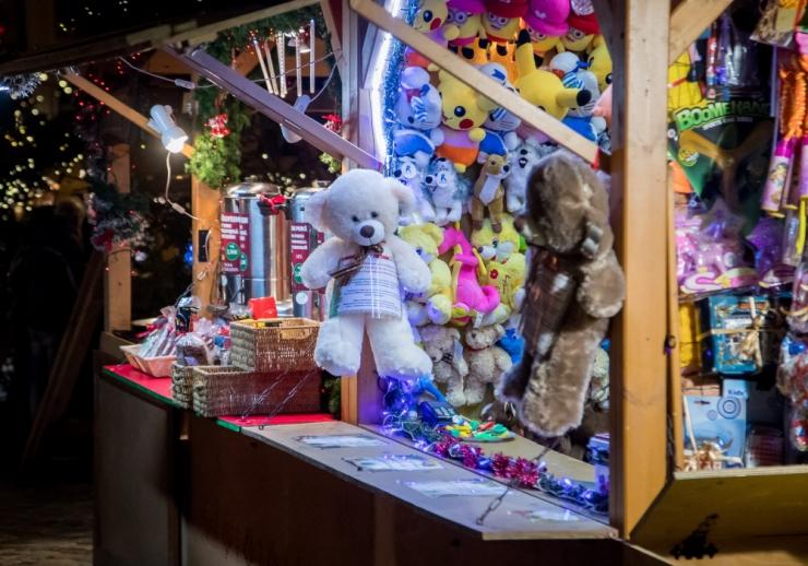 Tallinna jõuluturg avatakse järgmisel nädalal
