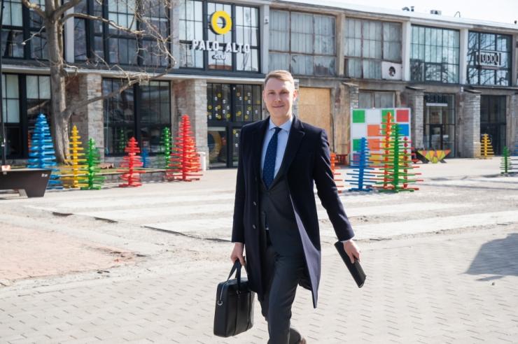 Raimond Kaljulaid liitus sotsiaaldemokraatidega