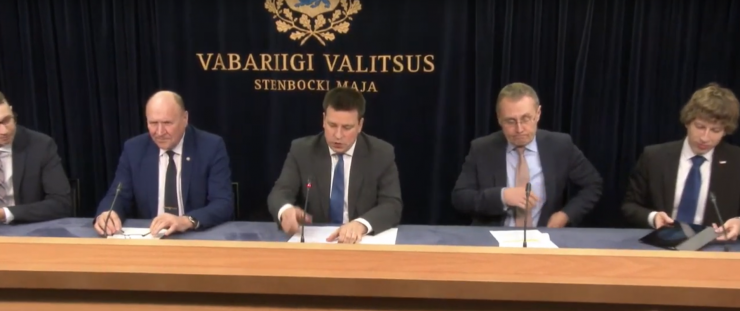 VIDEO! Valitsus toetab Tallinna alkoholimüügi piiranguid