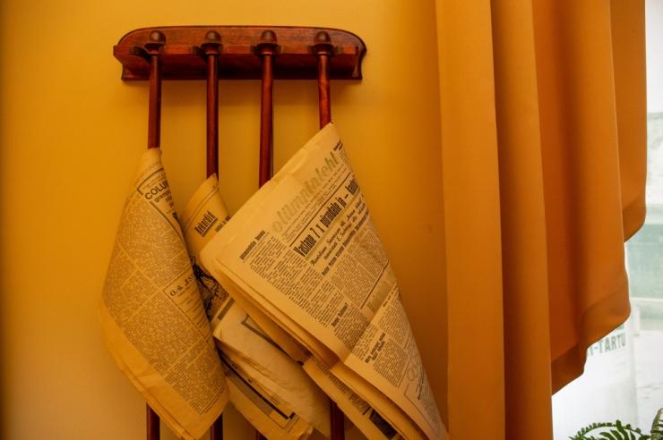 EAL: ajakirjanike isikutena vastutama panek on ohtlik