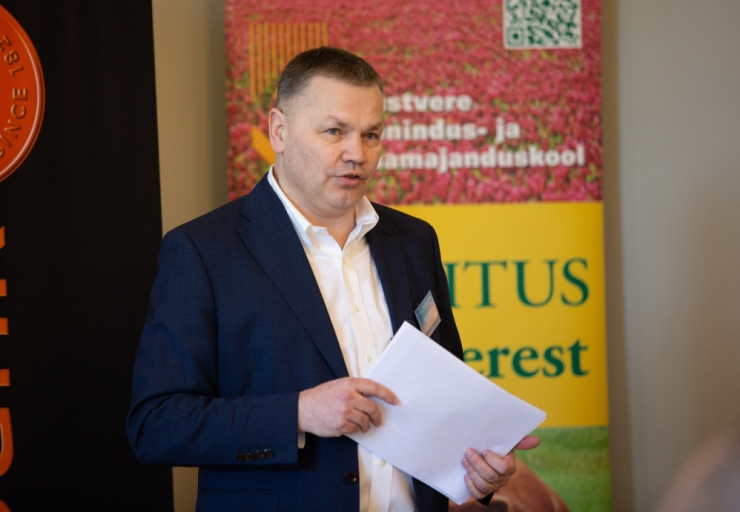 Järvik tegi ettepaneku vabastada kantsler teenistusest