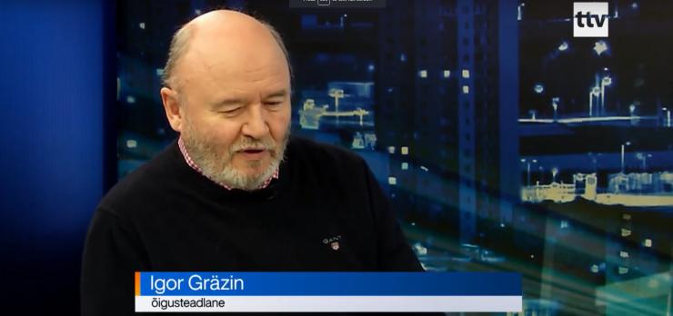 Igor Gräzin: Ma arvan, et nendes ajalehtedes, mis käituvad nagu Postimees, jääb kvaliteetajakirjandus alles