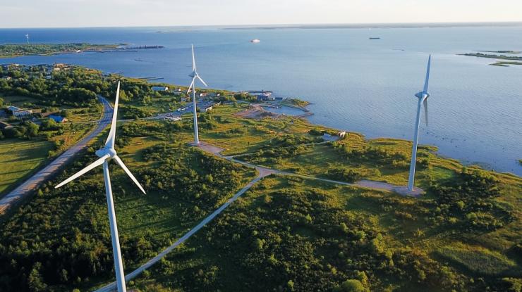 Tuulepargid said tuule tiibadesse
