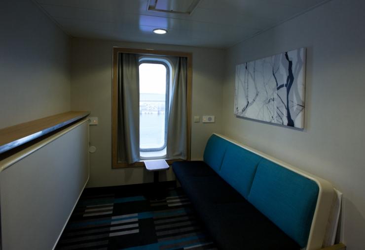 Tallinki reisilaeval kahe reisija surma osas uurimist ei tulnud