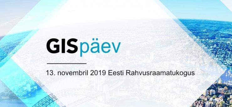 Tallinn kutsub GIS-päevale Eesti Rahvusraamatukogus
