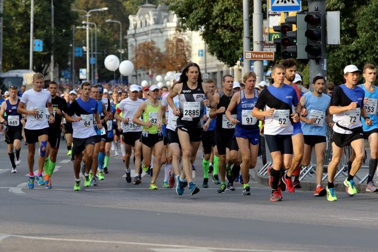 Tallinna Maraton tõi Eesti majandusse 3,4 miljonit eurot