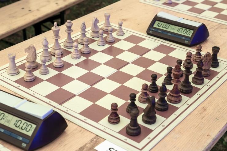 Doktoritöö uuris malemängu esilekerkimist ja tähendust vene kirjanduses
