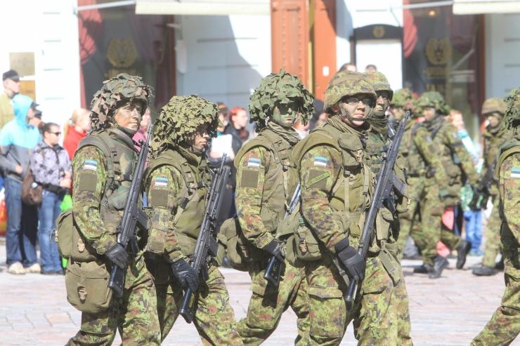 Üle 400 kaitseväelase harjutab Lätis