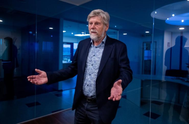 VIDEO! M.V.Wool peatab 2020. aasta alguses suurpuhastuseks ajutiselt tootmise