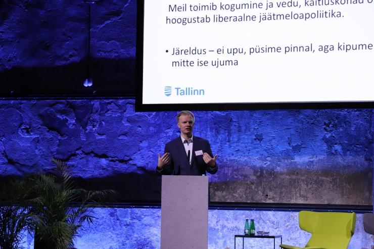 Tõnu Tuppits: Tallinnas tekib aastas ligi 100 000 tonni prügi