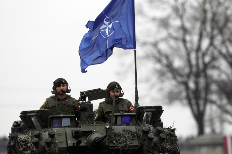 Jüri Ratas: NATO on elujõuline ja toimiv nii sõjaliselt kui poliitiliselt, nii Euroopas kui kaugemal