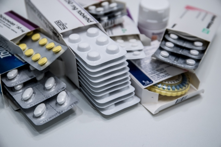 Terviseamet: antibiootikumikuur tuleb võtta lõpuni