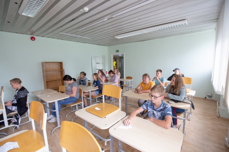 Nõmmel toimus esimene alustavate õpetajate supervisioonikohtumine