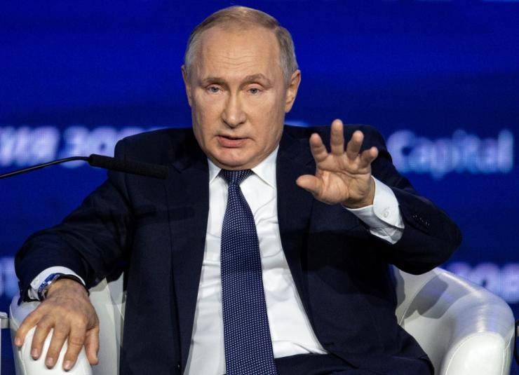Venemaa suursaatkond Tallinnas: Venemaa ei valmistu agressiooniks