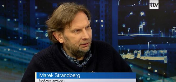 VIDEO! Strandberg: On reaalne, et 30 aasta pärast ei ole meres enam kalu