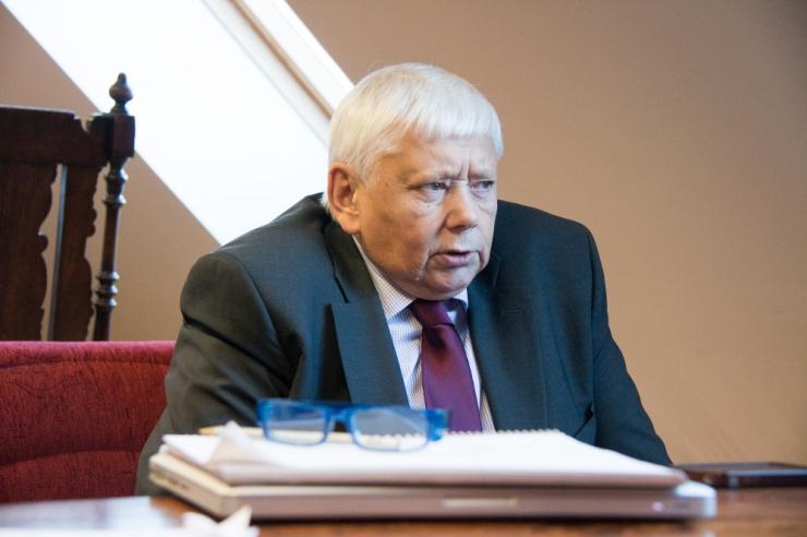 Tallinn mälestab Ants Leemetsa