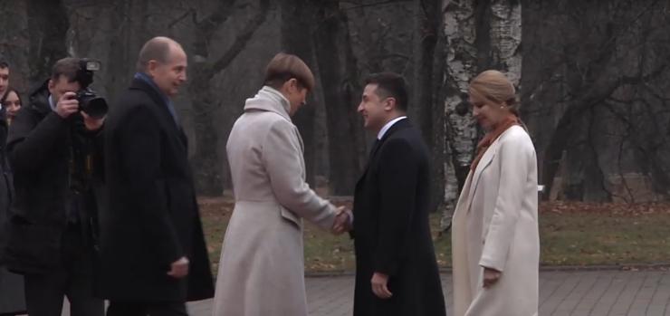 VIDEO! President Kaljulaid: Eesti inimestele läheb Ukraina käekäik väga korda
