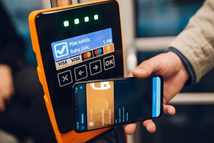 Tarbija küsib: miks peab Ühiskaardi toimimiseks mTaskus soetama uue NFC SIM-kaardi?