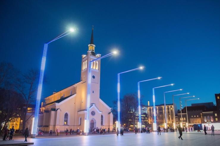Tallinna Jaani kirikus saab pühapäevast näha jõulusõime